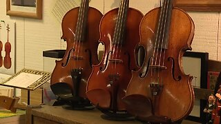 Wilson Fine Violin