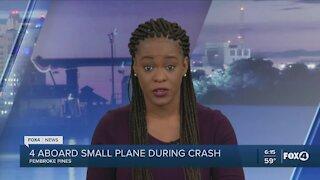 Multiple plane crashes