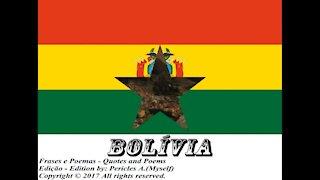 Bandeiras e fotos dos países do mundo: Bolívia [Frases e Poemas]