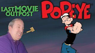 The Overlooked: Popeye - 1980 Movie Review