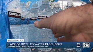 Lack of bottled water in Arizona schools