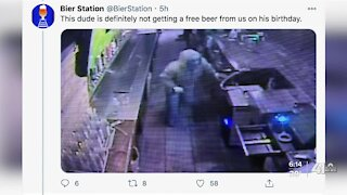 Customers, businesses support Bier Station after break-in