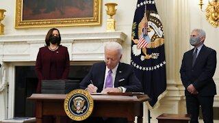 Biden Administration Unveils COVID Response Strategy