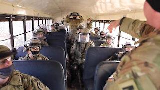 105th Military Police Battalion Prepares for Civil Unrest