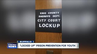 """""""Locked Up"""" Prison Prevention Program for youth in Buffalo"""