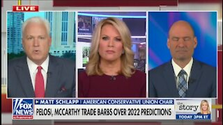 Schlapp Slaps Down Dem Who Claims Republicans Trying To Suppress Voters
