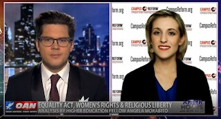 After Hours - OANN Equality Act with Angela Morabito