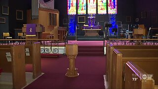 Church streams worship services in St. Petersburg