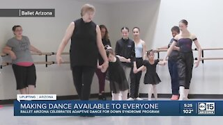 Ballet Arizona launches adaptive program for children, teens with Down syndrome