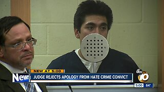 Man gets five years for attacking Syrian refugee