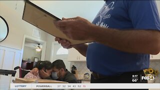 Bonita Springs family receives free home renovations for the holidays
