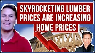 Skyrocketing Lumber Prices Are Increasing Home Prices (Florida Client Case Study)