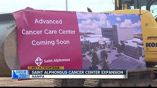 Saint Alphonsus expanding cancer center into Nampa