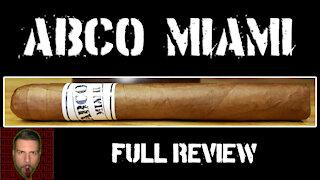 ABCO Miami (Full Review) - Should I Smoke This