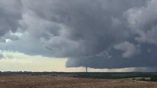 Tornado near Dawson - from Mark Hulsebus