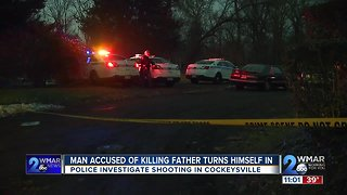 Father killed after an argument with his son