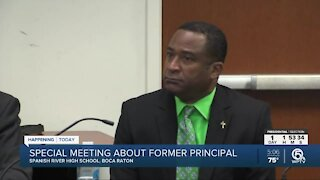 Final decision expected about Palm Beach County principal after Holocaust comments