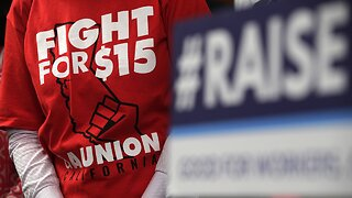 House Passes Bill To Raise The Federal Minimum Wage To $15