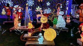 Epic Christmas display