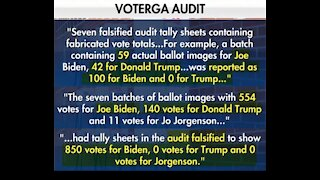 Election Fraud Continues: GA Fulton County Issues