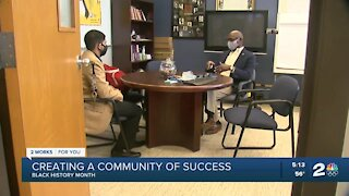 Creating a community of success
