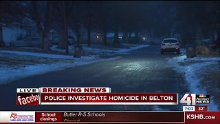 1 dead after Monday morning shooting in Belton
