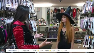 Countdown to Halloween at Red Headed Witches in Cape Coral
