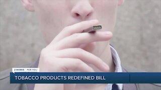 Oklahoma Senate passes bill redefining 'tobacco products'