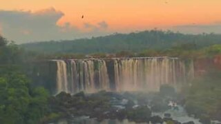 Conhece as maravilhosas Cataratas do Iguaçu?