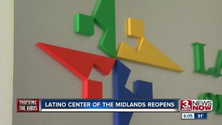 Latino Center of the Midlands reopens