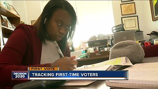 Introducing 'First Vote': Tracking four local students who will be first-time voters in 2020