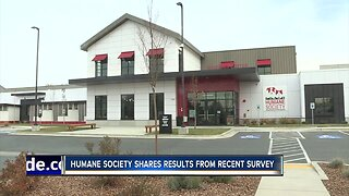 Humane Society shares results from recent survey