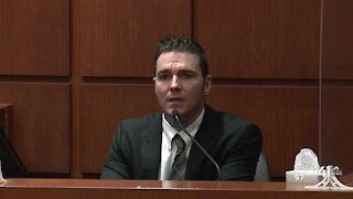 Kylr Yust takes stand double murder trial