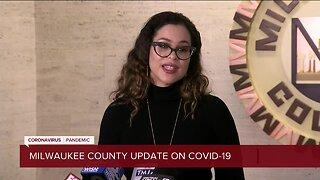 Milwaukee County Update on COVID-19