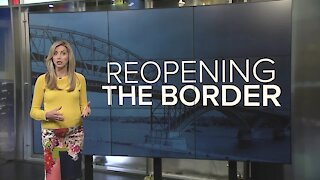 Update on US-Canada land border restrictions expected in coming days