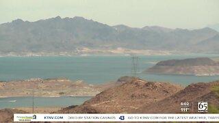 Climatologists link climate change to Las Vegas drought