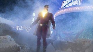 'Shazam!' Beats 'Aquaman' In Preview Box Office