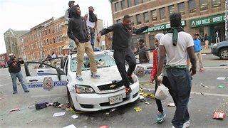 Leftists fume after Trump calls crime-infested West Baltimore violent