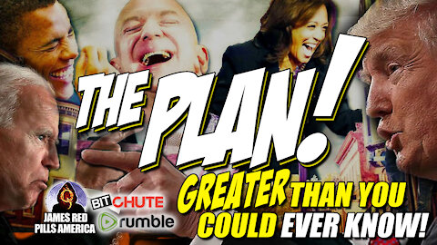 """REVEALED! """"This Is The Plan! Its Greater Than We Could EVER Know!"""" A Prophetic Warning To Joe Biden!"""