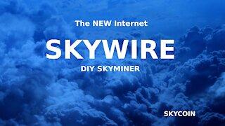 UNBOXING DIY Skyminer