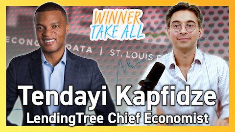 Lending Tree Chief Economist, Tendayi Kapfidze on Asset Inflation, 2021 GDP Growth, and Stimulus