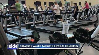 Treasure Valley YMCA addresses COVID-19 concern