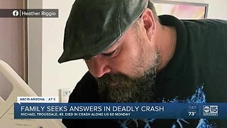 Family seeks answers in deadly crash