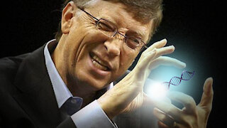 WARNING: Bill Gates Vaccines Will Rewrite Human Genome