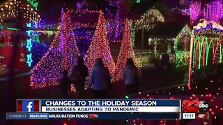Changes to the holiday season as California businesses adapt to pandemic