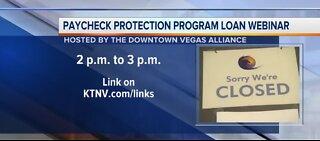Paycheck protection program loan webinar