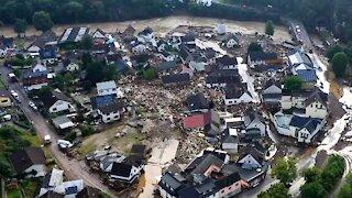 Over 40 Dead, Dozens Missing In Heavy Europe Floods