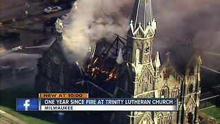 Full restoration of Milwaukee's Trinity Lutheran Church expected to take three more years