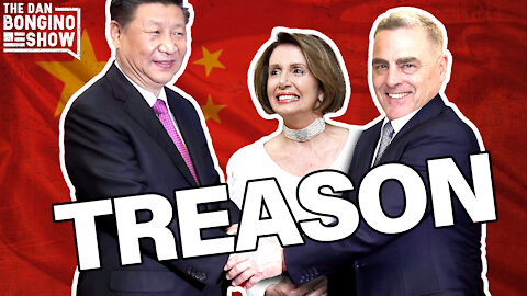 Did Mark Milley, Pelosi and China collude against Trump?