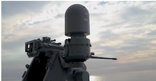 USS Carl Vinson (CVN 70) Conducts Live Fire Exercise